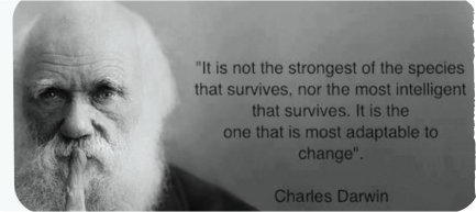 Darwin adaption